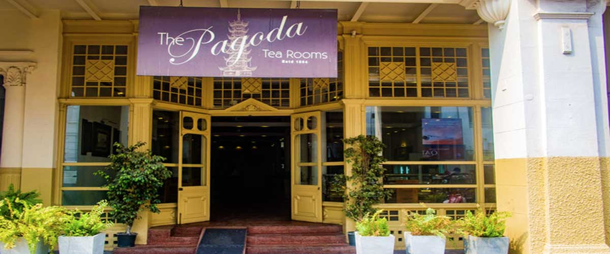 Pagoda Tea Rooms